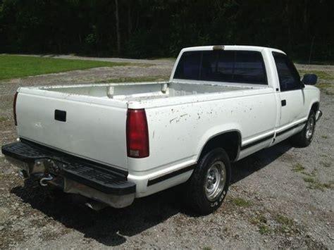 sell   gmc sierra  wd long wheel base truck
