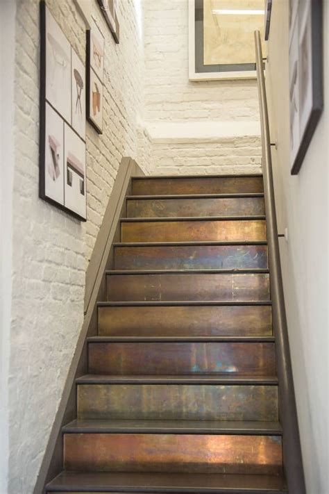 Treppenaufgang Streichen Ideen by Best Images Painted Stairs Ideas Find And Save Ideas