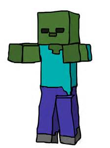 How to Draw All Minecraft Characters