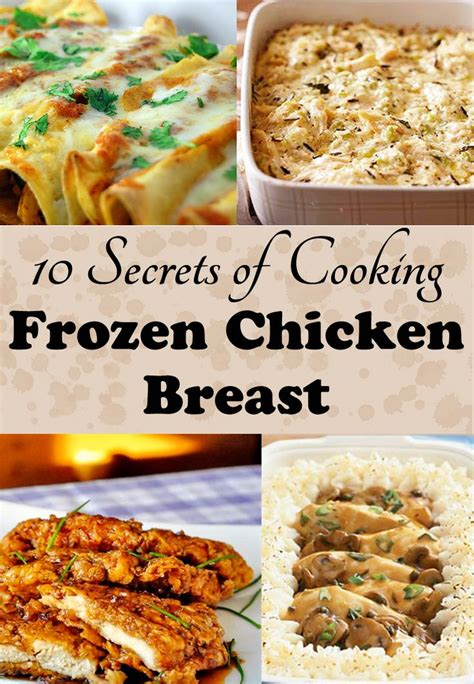 frozen chicken crockpot recipes how to cook frozen chicken breasts in a crock pot chicken recipes crock pot recipes and