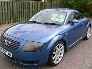 Audi Tt 180 : audi tt coupe 1 8 180bhp 2002 t quattro car for sale ~ Farleysfitness.com Idées de Décoration