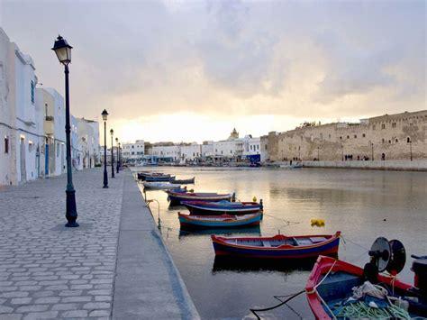 le canal du vieux port de bizerte geofr