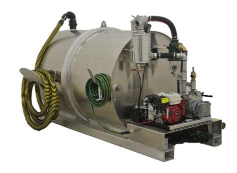 Slide In Vacuum Tank For Sale