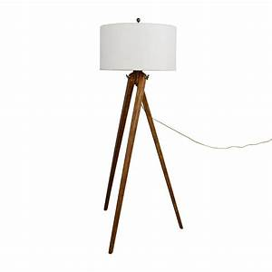 39 off restoration hardware restoration hardware wood for Restore wooden floor lamp