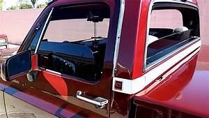 1975 K5 Blazer 2wd Convertible C10 85 Roll Down Rear Window