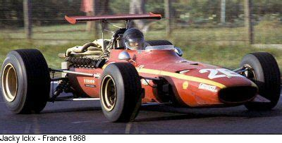 This collection demonstrating ferrari f1 racing cars since 1950 to 2016 and includes 96 pictures in oil on canvas. Ferrari 312/68 1968 France GP #26 Jacky Ickx - first win in F1