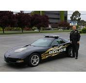 GALLERY Corvette Police Cars 34 Photos