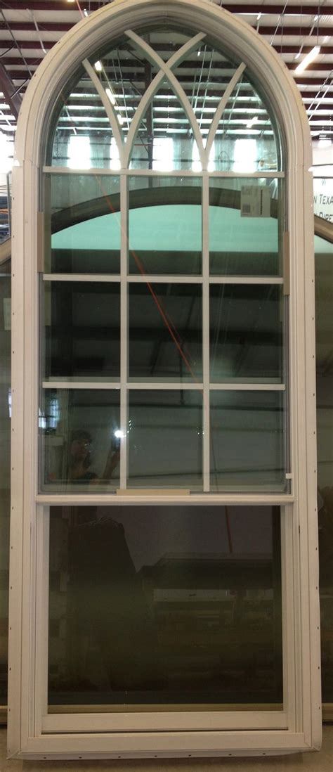 archedtopwindowgrids window arch  window grids  single hung windows  shaped