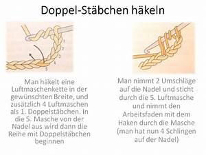 Doppeltes Stäbchen Häkeln : ein st bchen h keln my blog ~ Buech-reservation.com Haus und Dekorationen