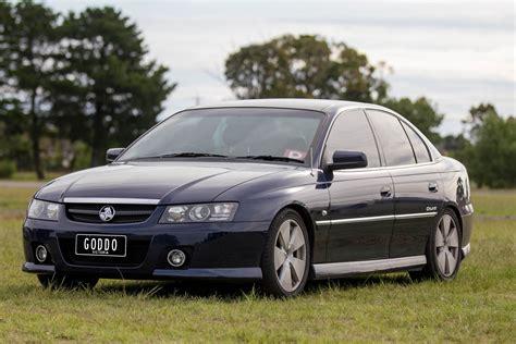 2004 Holden Vz Calais