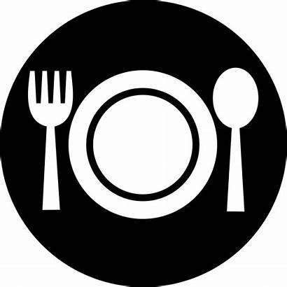 Icon Restaurant Svg Onlinewebfonts Transparent Restaurants Background