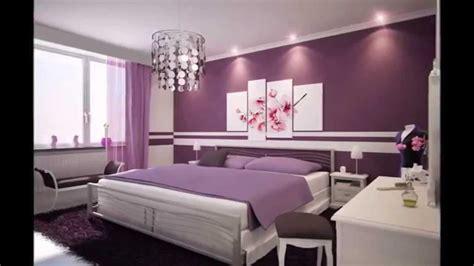 de decoration chambre violet youtube