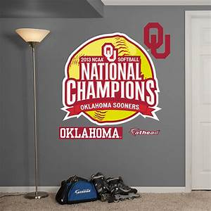 Oklahoma Sooners 2013 NCAA® Women's Softball Champions ...