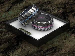 tire tread rings by fast edde39s 4x4 jewelry his and hers With tire wedding rings for him and her