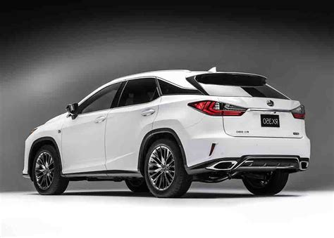 2019 Lexus Rx 350  Auto Car Update