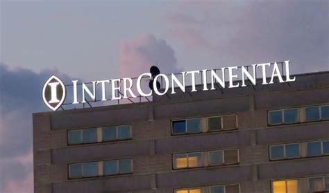 intercontinental hotels group reports strong revenue