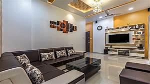2, Bhk, Flat, Interior, Design, In, Pune