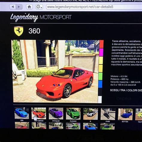 Legendary Motor Sports