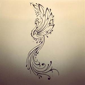 Images Of Simple Phoenix Tattoo Designs Golfclub