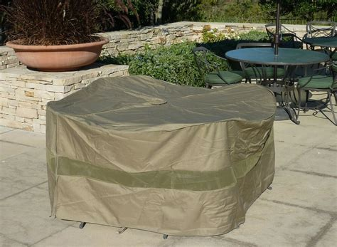 Patio Furniture Covers by Patio Garden Table And Chairs Set Cover 70 Quot Dia