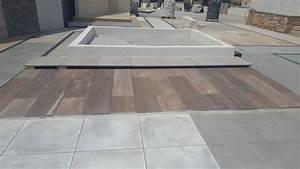 Dalle Pour Terrasse Sur Plot : pose terrasse sur plot 7 vente de carrelage pour dalles ~ Premium-room.com Idées de Décoration