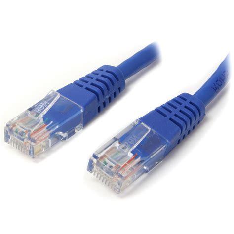 startechcom cate ethernet cable  feet blue amazon