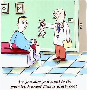 Knee Replacement Jokes Cartoons