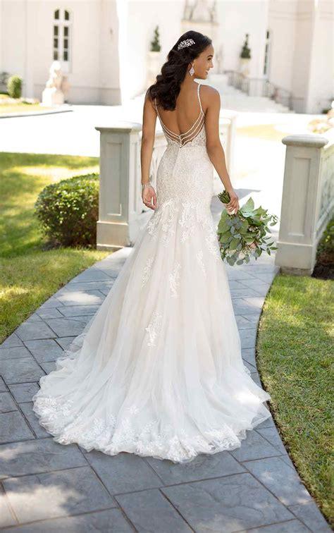 affordable wedding dress designer stella york reveals new