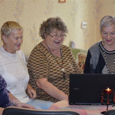 Rugāju novada pensionāru biedrība saņem dāvinājumu - portatīvo datoru un printeri — Rugāju novads