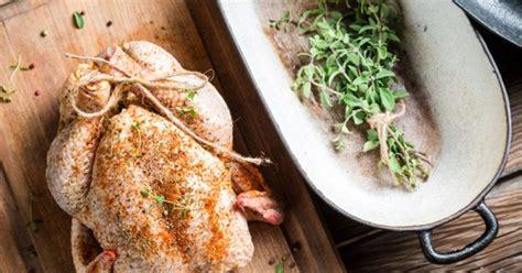cuisiner la poularde cuisiner la volaille pour noël