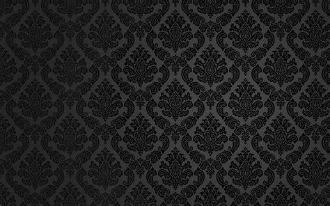 Tapete Schwarz Muster by Dunkle Schwarze Muster Tapete Hd
