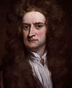 Isaac Newton - Biografie WHO'S WHO