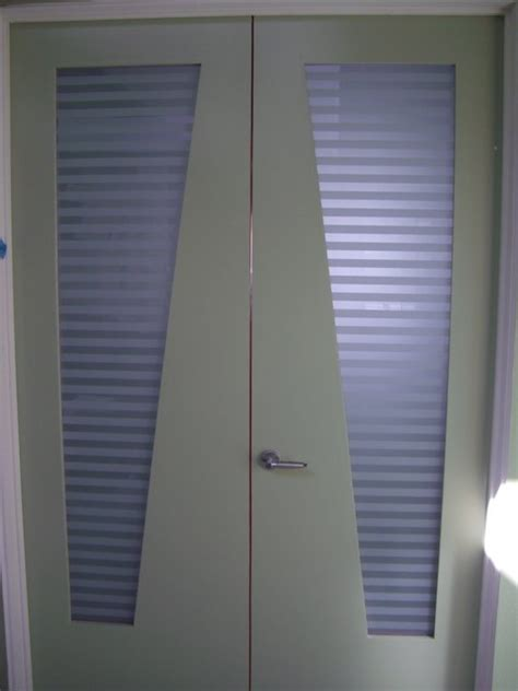 interior glass doors with obscure frosted glass designs