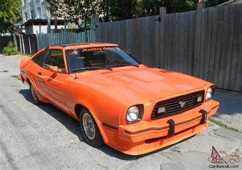 1978 Mustang King Cobra For Sale by Ford Mustang King Cobra 1978