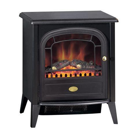 Dimplex Club Electric Fire Stove in Black CLB20N