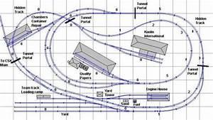 4x8 Track Plans