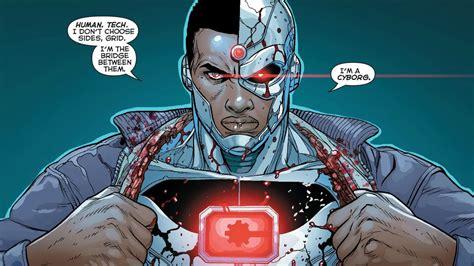 Cyborg Was Better Off As A Teen Titan
