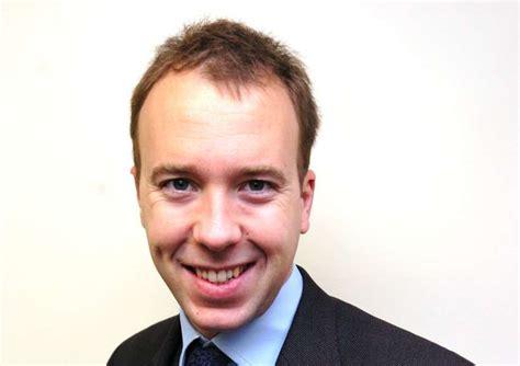 West Suffolk MP Matt Hancock made culture secretary