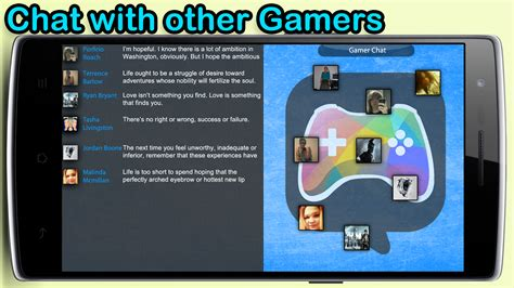 Gamer Chat Android Apps On Google Play