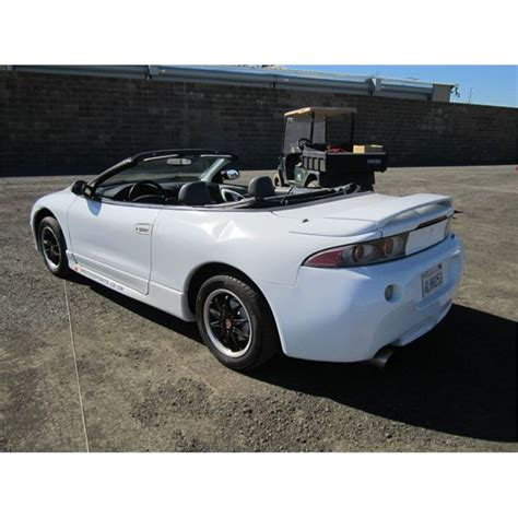1998 Mitsubishi Eclipse Spyder Convertible by 1998 Mitsubishi Eclipse Spyder Convertible