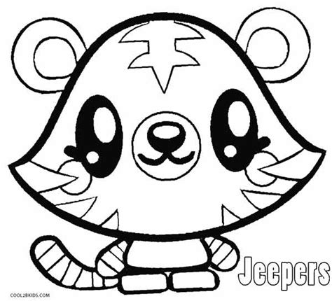 printable moshi monsters coloring pages  kids coolbkids