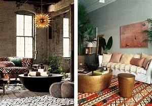Modern Bohemian Interiors - Flüff Design and Decor