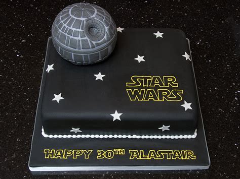 Starrs Star Cake Ickr Photo Sharing