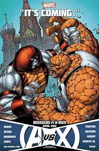 Exclusive: Avengers VS X-Men: Round 1 Teaser [Update ...