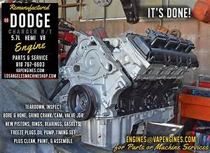 06 Dodge Charger Hemi 5 7 Engine Rebuild