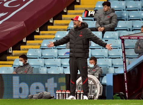 Liverpool's hammering at Villa is result that 'should not ...
