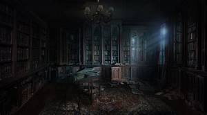 Forgotten Library by Andrii Shafetov : wallpapers