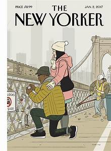 The New Yorker reveals Adrian Tomine's latest cover ...