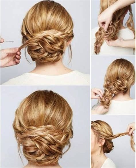 So Cute Updo Wedding Hairstyles Tutorial 2016   Full Dose