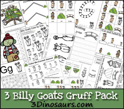 free 3 billy goats gruff printable pack free homeschool 862   capture183